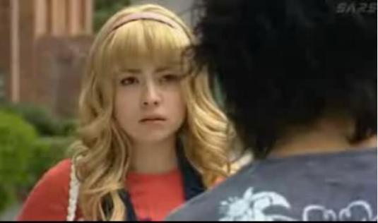 Minami as Julia