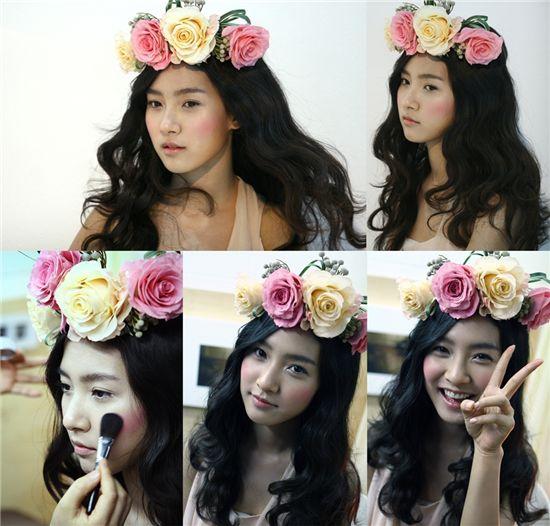 Spring For Kim Bum & Kim So Eun