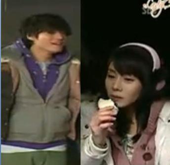 Lee Chun Hee & Park Ye Jin.