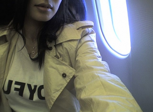 hwangbo on plane