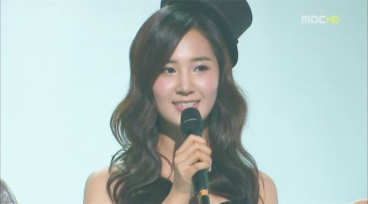 Mc Yuri @ MBC Music Core