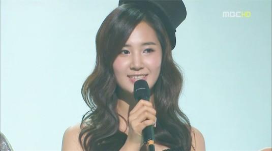 Mc Yuri @ MBC Music Core