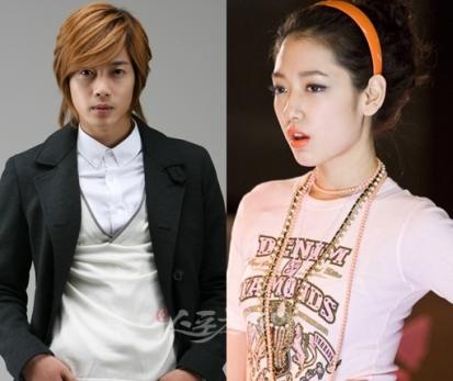 Kim Hyun Jung & Park Shin Ye