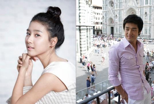 Kim So Eun & Ji Jin Hee