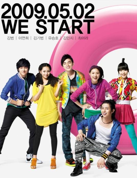 We Start Poster