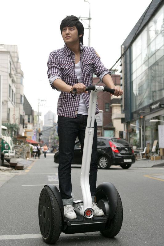 Kim Bum Riding.