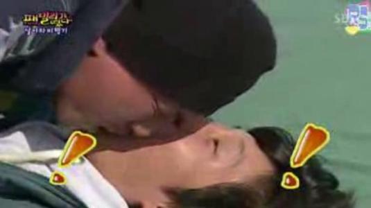 Hwang Jung Min & Lee Chun Hee