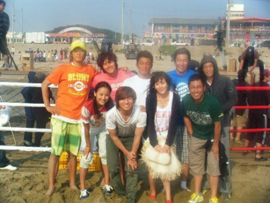 (19/5/2009) Family Outing with Choo Sung Hoon.