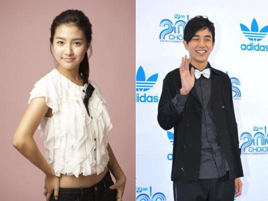 Kim So Eun and Yoo Seung Ho