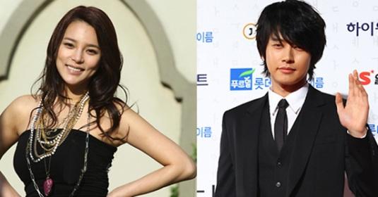 Park Si Yeon & Park Hae Jin