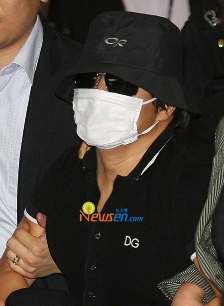 Kim Sung Hoon arrived in Seoul