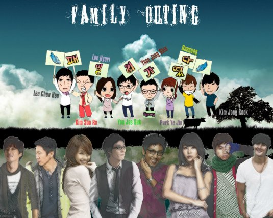 Family Outing Poster