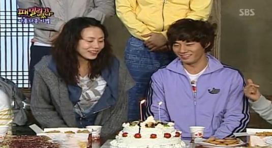 YeJin & ChunHee farewell cake.