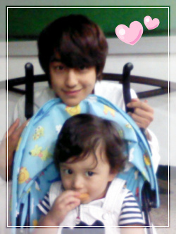 Bummie & whose baby is that?
