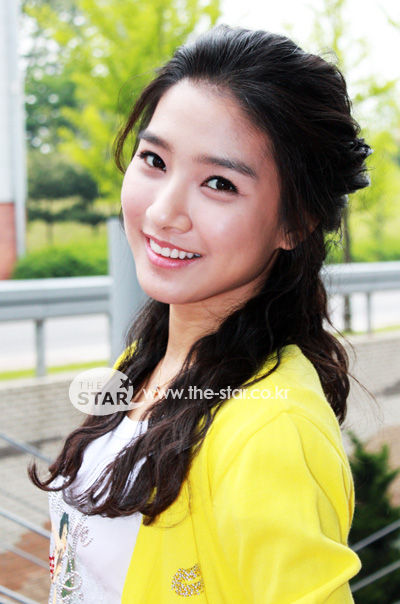 Lovely Kim So Eun