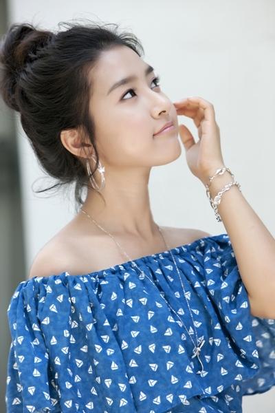 Kim So Eun in J.ESTINA