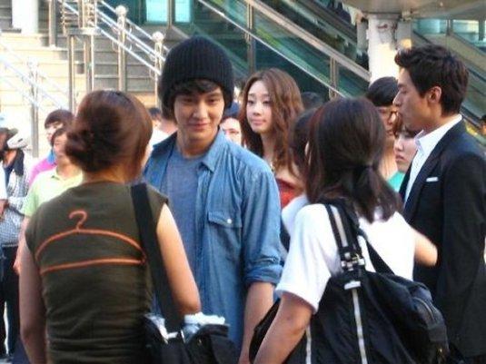 Kim Bum, Joo Jin Mo, Choi Yoe Jin