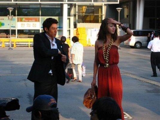Joo Jin Mo and Choi Yoe Jin