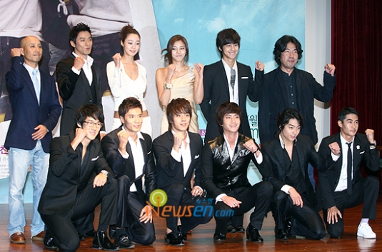 The Casts of SBS Dream