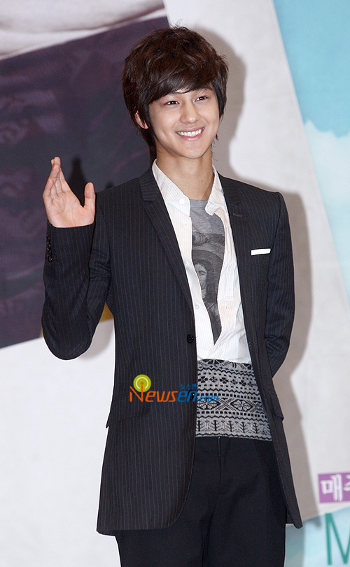 Kim Bum in Dream Press Conference