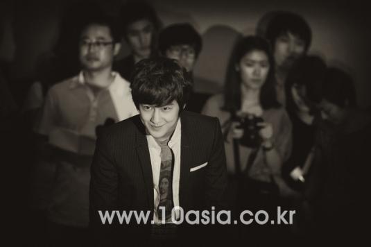 Kim Bum in 10 Asia.