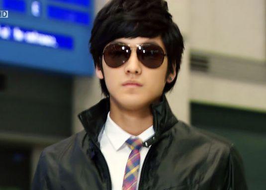 YiJung came to Korea
