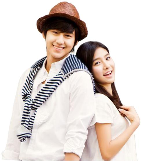 Kim Bum & So Eun - Full of chemistry