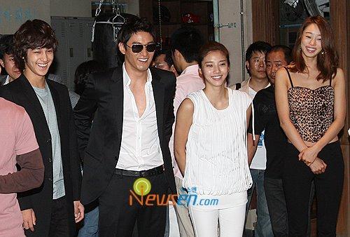 SBS Dream Casts: Kim Bum , Joo Jin Mo, Son Dam Bi & Choi Yeo Jin