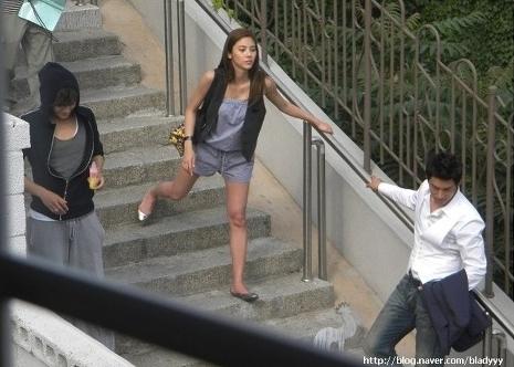 Kim Bum, Son Dam Bi and Joo Jin Mo