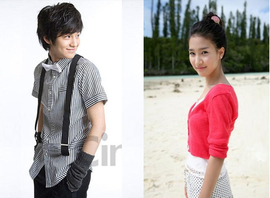 SoEul Mates is Good to be True. » Kim Bum & Kim So Eun