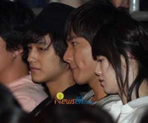 Kim Bum, Lee Min