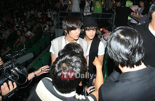 Kim Bum , Lee Min Ho