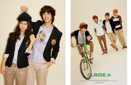 SHINee and So Eun