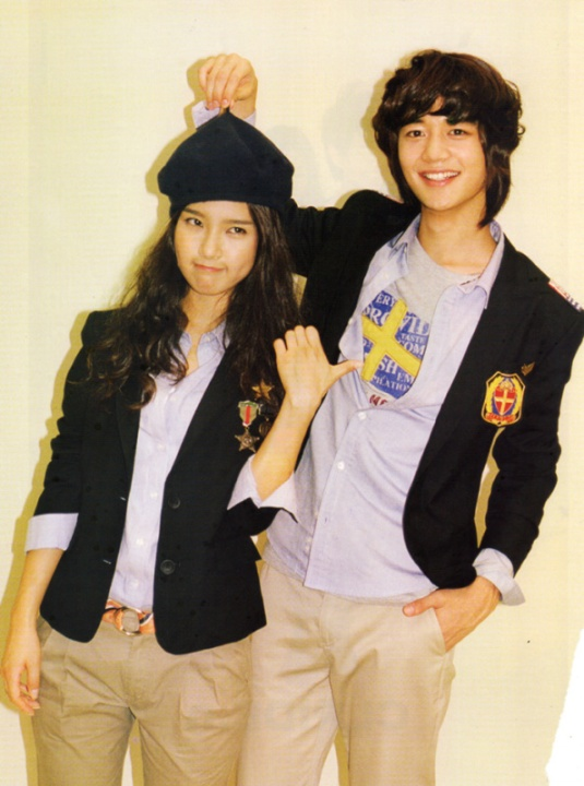 Min Ho and So Eun