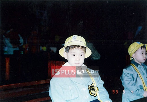 Kim Bum Child Photo