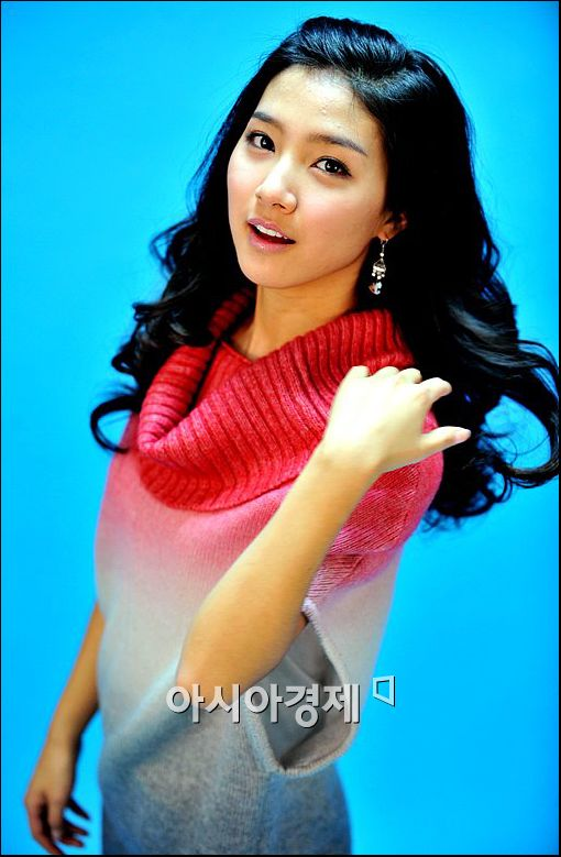 Kim So Eun in old photoshoots