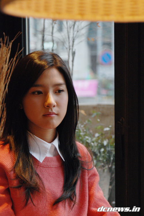 Kim So Eun in DCnews.in