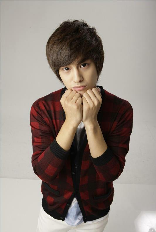 Kim Bum so cute!