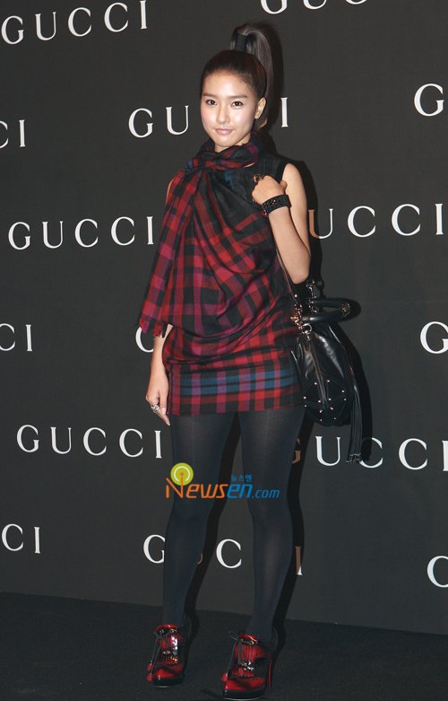 Kim So Eun in Gucci.