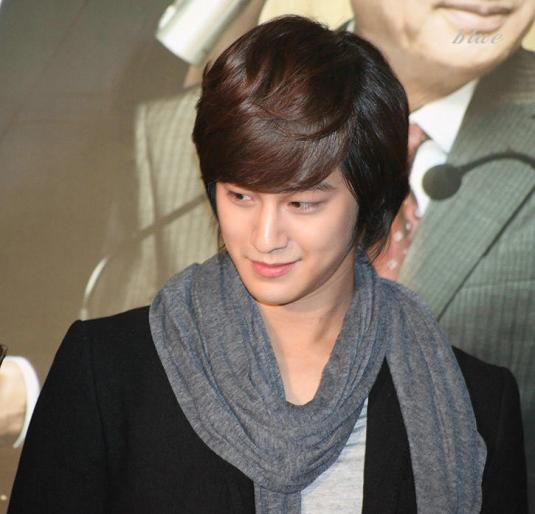 Kim Bum at a VIP Movie Premiere - Good Morning Mr. President.