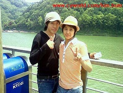 "Kim Bum & MC Boom ""Lee Min Ho"""