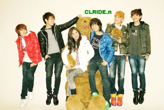 Kim So Eun and SHINee in CLride.n
